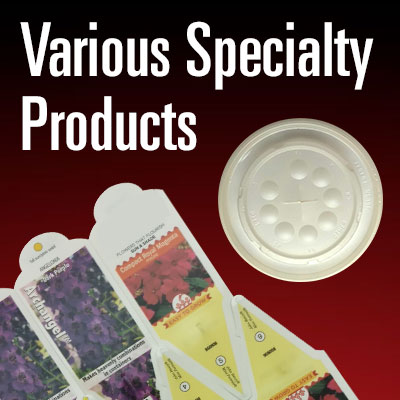 Specialty-Products